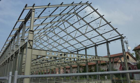 Le costruzioni a secco elementi costruttivi for Strutture in ferro per case