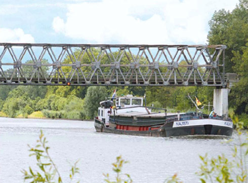 Ponte sul canale Twente