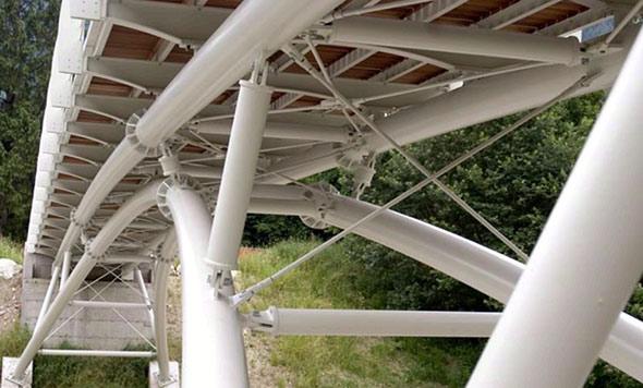 Ponte ciclopedonale Nzinc