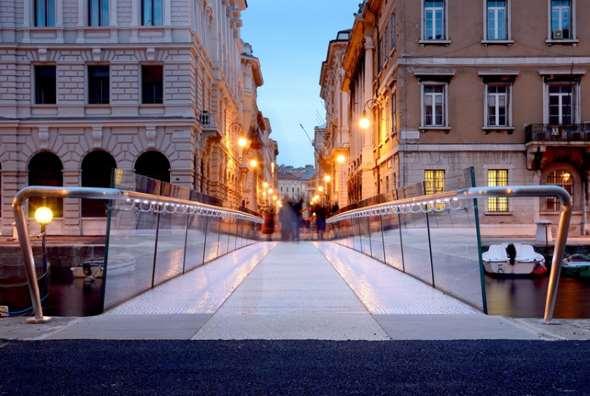 Passerella Trieste
