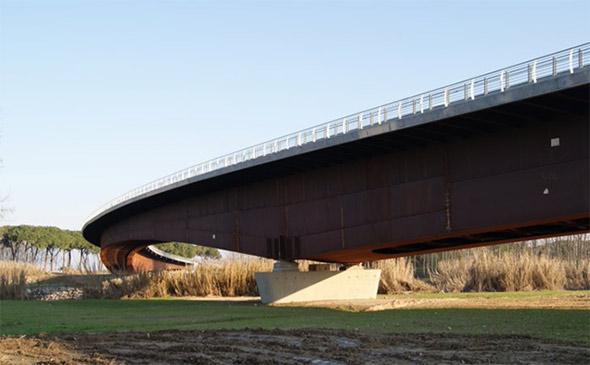 Ponte sull'Arno Pontedera