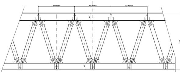 Membrature tubolari